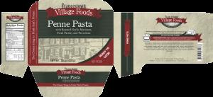 1lb 91633 - FVF 1Lb Penne Pasta