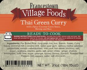 2lb 91701 - FVF -2lbs Curry