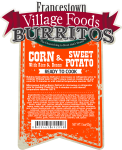 B 92098 - FVF - Burrito Potato
