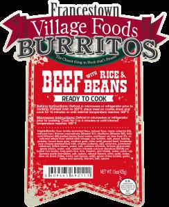 B 92111 - FVF - Burrito Beef
